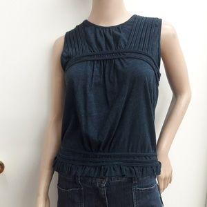 Max studio blouse